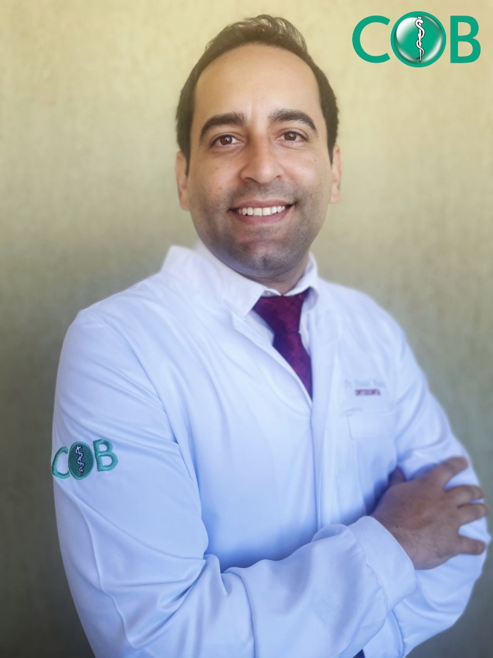 Daniel Duarte COB Odontologia